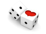 romantic dice