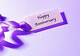 Wedding Anniversary Ideas By Year
