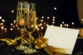 Golden Anniversary Drinks